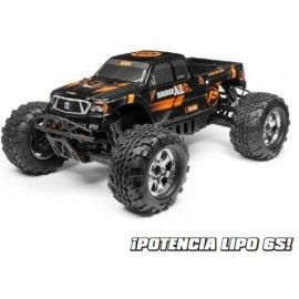COCHE HPI SAVAGE XL FLUX RTR MONSTER-TRUCK