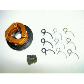 KIT EMBRAGUE ALIGERADO 3 MAZAS 1MM