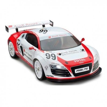 "COCHE GR8LE ""AUDI R8"" RTR BRUSHLESS - TEAM C"