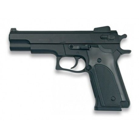 PISTOLA AIR SOFT LIGERA NEGRA 35716
