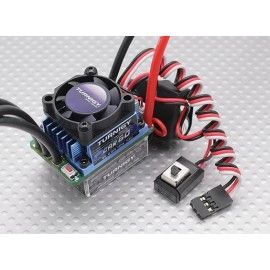 VARIADOR TURNIGY BRUSHLESS  60A w/ Reverse