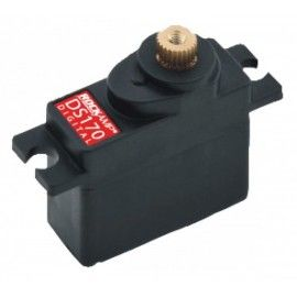 SERVO ROCKAMP DS170 3,5 KG - 0,11 S. - MG