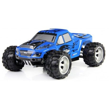 WL COCHE MONSTER 1/18 RTR 2.4GHZ