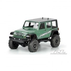 CARROCERIA JEEP WRANGLER UNLIMITED - SCX 10