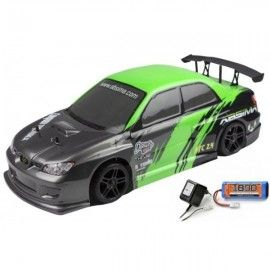 COCHE ABSIMA RTR 1/10 4WD 2.4GHZ BRUSHED
