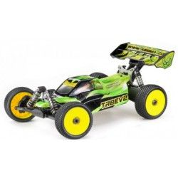 "COCHE 1:8 BUGGY  ""TR8EV2"" RTR BRUSHLESS"