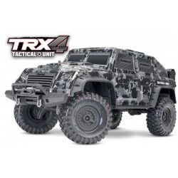 CRAWLER TRAXXAS TRX-4 TACTICAL UNIT TRAIL CRAWLER