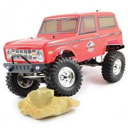 COCHE CRAWLER 1/10 TEKA 2 - OUTBACK  4WD TRAIL RTR