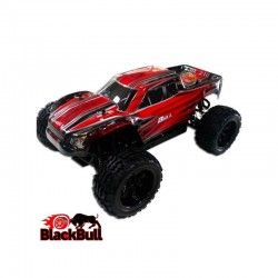 COCHE BULL MONSTER 4WD  1:10  RTR  BRUSHED