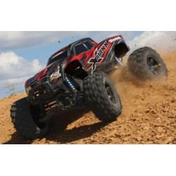 X-MAXX: BRUSHLES  ELECTRIC  MONSTER TRUCK