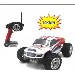 WL COCHE MONSTER BRAVE PRO 1/18 RTR 2.4GHZ