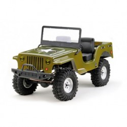 COCHE CRAWLER ABSIMA CR2.4  JEEP WILLYS - RTR 1/10