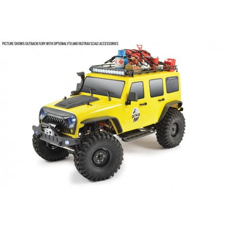 COCHE FTX OUTBACK FURY 4 X R - 1/10 RTR