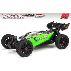 ARRMA TYPHON MEGA 1/8 BUGGY BRUSHES  550  RTR