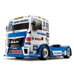 CAMION TAMIYA TEAM HAHN RACING MAN TGS
