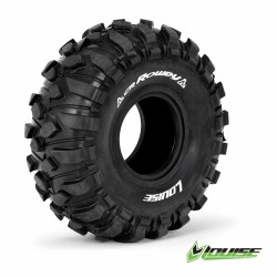 "RUEDAS LOUISE CR-ROWDY 1.9"" - CRAWLER +FOAM  (2)"