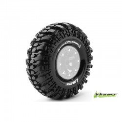 "RUEDAS LOUISE CR-CHAMP  2.2""- CRAWLER +FOAM  (2)"