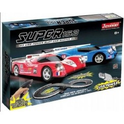 CIRCUITO SLOT CAR TOR SUPER 252 -  534cm