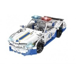 KIT MONTAJE COCHE POLICIA DOUBLE EAGLE RC