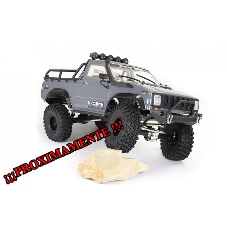 COCHE CRAWLER FTX OUTBACK HI-ROCK 4X4 RTR