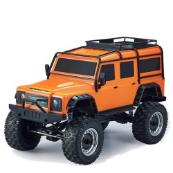 CRAWLER  LAND ROVER DEFENDER D90 -  1 / 8 - 4X4