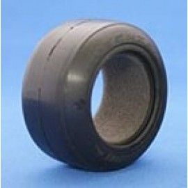 F-1 RUBBER TIRE, FRONT SLICK TIRES H2 COMPOUND (ME