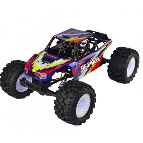 COCHE OCTANE BF4MAXX BRUSHLESS 1/8 OFF-RTR