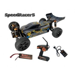 COCHE DFMODELS 1-10 SPEED RACER  5 RTR