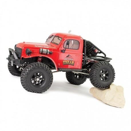 COCHE FTX OUTBACK TEXAN 4X4 RTR 1:10 TRAIL CRAWLER