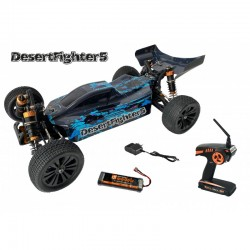 COCHE DESERET FIGHTER 5 - 4WD -  BRUSHED