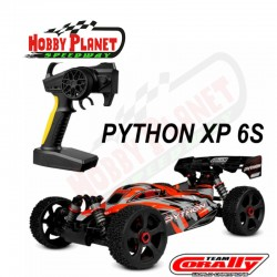 COCHE BUGGY CORALLY PYTHON XP 6S - 1/8 - RTR 2021