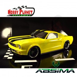 CARROCERIA CLASICA FORD MUSTANG FASTBACK - 1/10